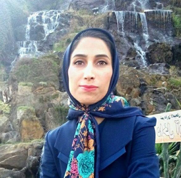 Khadijeh Ahmadi